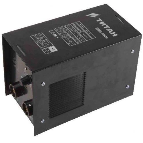 Сварочный инвертор Титан ПИС-4000  Инвертор Сварочный Купить